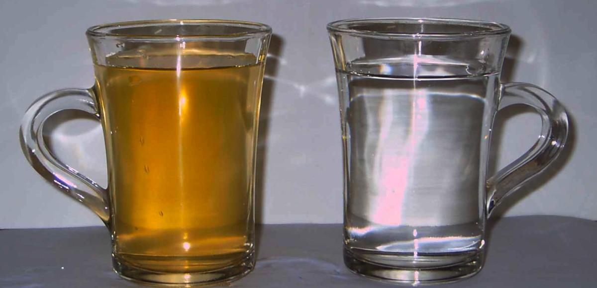 Железо и марганец в воде