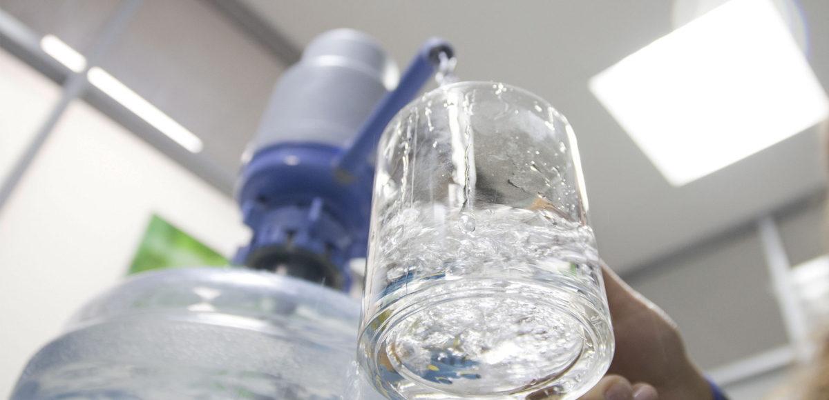 вода с хлором