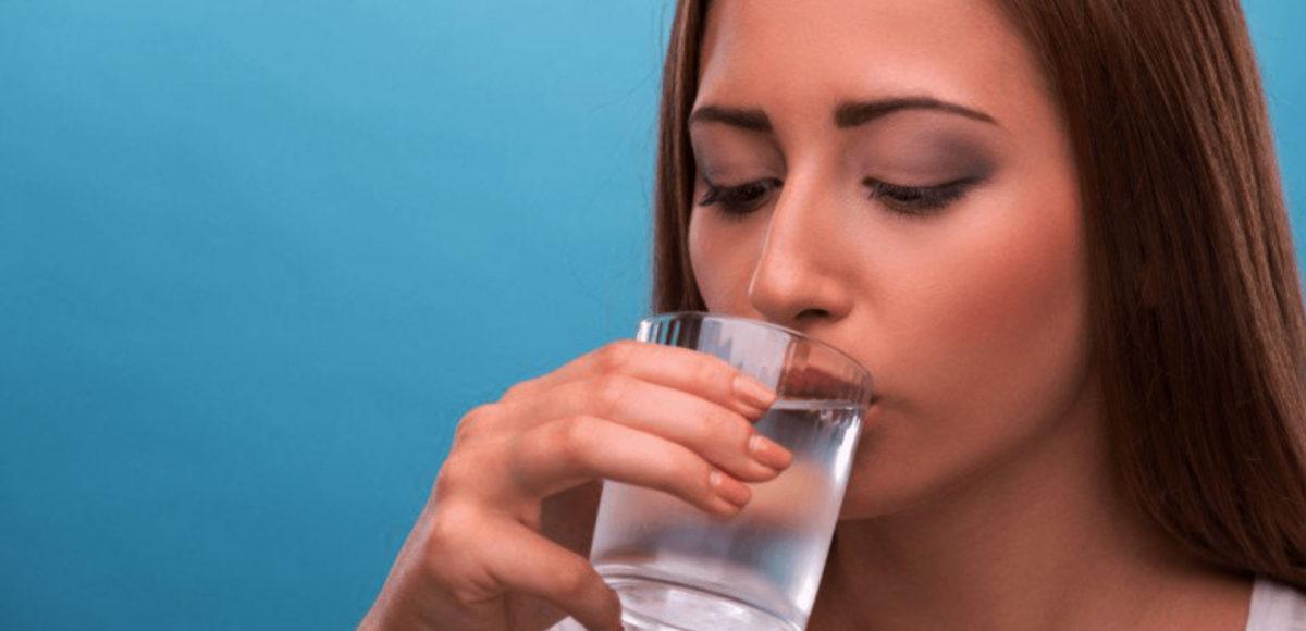 хлор в воде